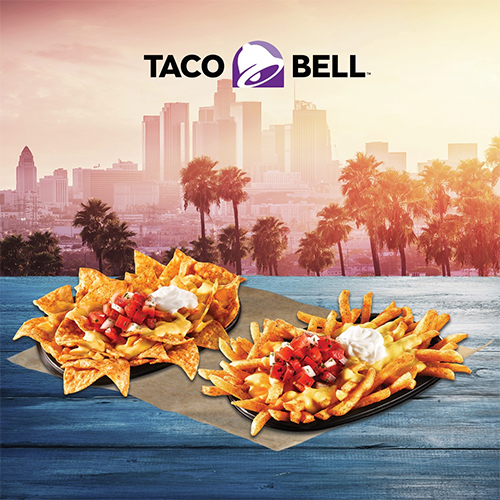 Kauppakeskus Itis_Taco Bell_Back to School